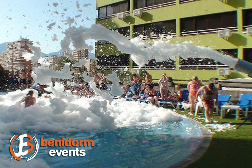 Benidorm Pool Party 04