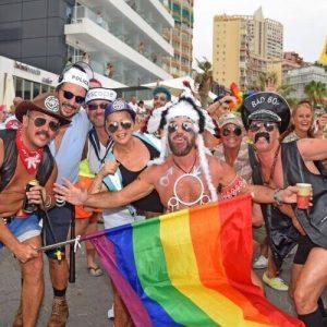 benidorm pride fiesta review