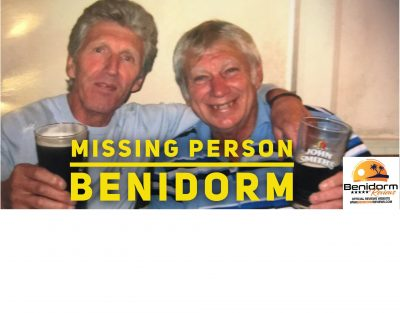 benidorm missing person