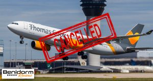thomas cook flights cancelled by benidorm reviews