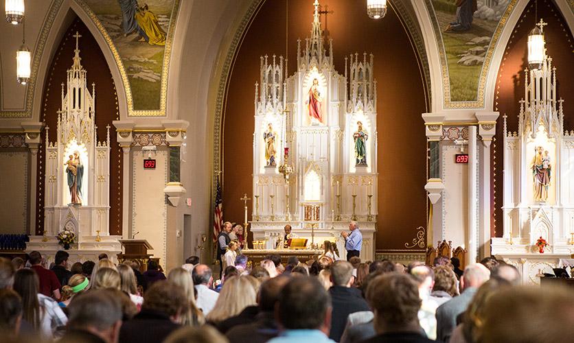 holy mass benidorm fiesta 2020