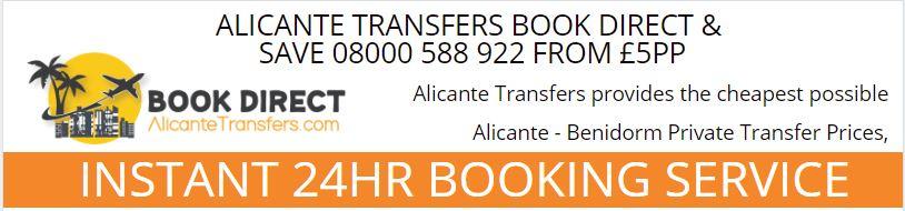 Alicante Transfers